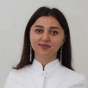 Айнур Нураддиновна Мамедова